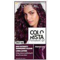 L'Oreal Paris Colorista Permanent Gel Hair Dye (Various Shades) - Dark Purple