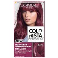 L'Oreal Paris Colorista Permanent Gel Hair Dye (Various Shades) - Voilet Purple