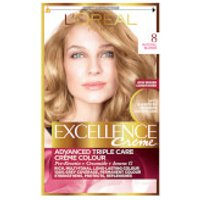 L'Oreal Paris Excellence Permanent Hair Dye (Various Shades) - 8 Natural Blonde