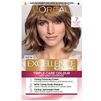 L'Oreal Paris Excellence Creme Permanent Hair Dye (Various Shades) - 7 Natural Dark Blonde