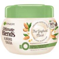 Garnier Ultimate Blends Almond Milk Normal Hair Treatment Mask 300ml