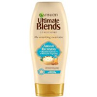Garnier Ultimate Blends Argan Oil & Almond Cream Dry Hair Conditioner 360ml