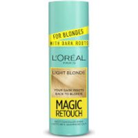 L'Oreal Paris Magic Retouch Temporary Instant Root Concealer Spray 75ml (Various Shades) - Light Blo