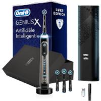 Korting Genius X 20000 Luxe Edition Elektrische Tandenborstel Antracietgrijs