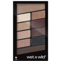 wet n wild coloricon 10 Pan Palette - Nude Awakening 8.5g