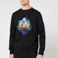 PS Paul Smith Men's Regular Fit Believe Sweatshirt - Black - S