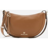 MICHAEL MICHAEL KORS Womens Camden Small Messenger Bag - Luggage