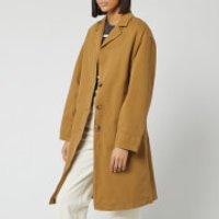 Levi's Women's Luna Coat - Golden Touch - S