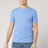 Polo Ralph Lauren Men's Short Sleeve Crew Neck T-Shirt - Cabana Blue - S