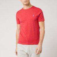 Polo Ralph Lauren Men's Short Sleeve Crew Neck T-Shirt - Rosette Heather - XL