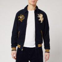Polo Ralph Lauren Men's Varsity Cord Jacket - Aviator Navy - L
