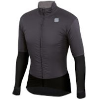 Sportful BodyFit Pro Jacket - XXL - Anthracite/Black