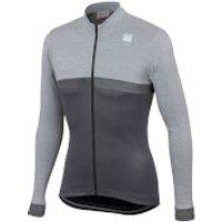 Sportful Giara Thermal Jersey - L - Anthracite