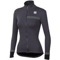 Sportful Women's Giara SoftShell Jacket - L - Anthracite