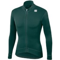 Sportful Monocrom Thermal Jersey - S - Sea Moss