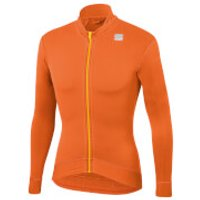 Sportful Monocrom Thermal Jersey - L - Orange SDR