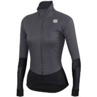 Sportful Women's BodyFit Pro Jacket - L - Anthracite/Black