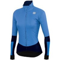 Sportful Women's BodyFit Pro Jacket - L - Parrot Blue/Blue
