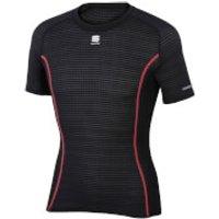 Sportful 2nd Skin T-Shirt Baselayer - Black - S-M