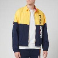 Polo Sport Ralph Lauren Men's Lined Jacket - Yellowfin/Cruise Navy - L