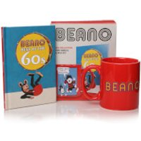 Beano Book and Mug Gift Set - Best of the 60s - Beano Gifts