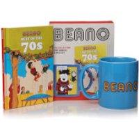 Beano Book and Mug Gift Set - Best of the 70s - Beano Gifts