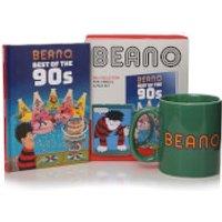 Beano Book and Mug Gift Set - Best of the 90s - Beano Gifts