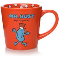 Mr. Men Mr. Busy Mug - Mr Men Gifts