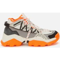 KENZO Women's Inka Chunky Running Style Trainers - Orange - UK 6
