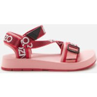 KENZO Women's Papaya Sandals - Pink - UK 6.5
