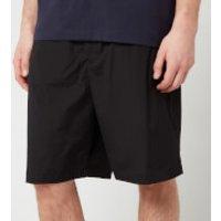 Y-3 Men's Travel Stretch Nylon Shorts - Black - M