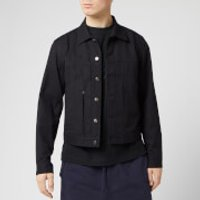 Y-3 Men's Canvas Workwear Jacket - Black - L