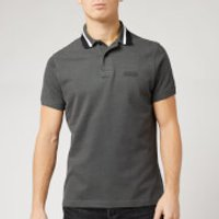 Barbour International Men's Diode Polo Shirt - Gargoyle - L