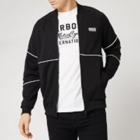 Barbour International Men's Pipe Track Top - Black - L