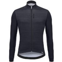 Santini 365 Classe Long Sleeve Jersey - M - Black