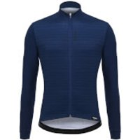 Santini 365 Classe Long Sleeve Jersey - M - Blue
