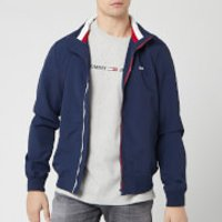Tommy Jeans Men's Essential Bomber Jacket - Black Iris - S