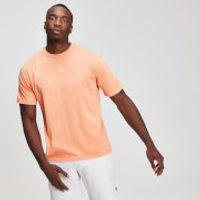 MP Graphic Men's Embroidered T-Shirt - Canteloupe - M