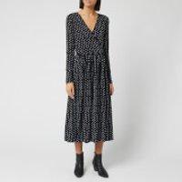Stine Goya Women's Alina Light Jersey Dress - Oval Dot - L