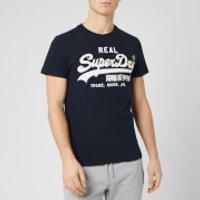 Superdry Men's Vintage Logo T-Shirt - Eclipse Navy - S