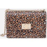 shop for Furla Women's 1927 Mini Cross Body Bag - Leopard at Shopo