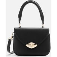 Furla Womens Eye Mini Top Handle Bag - Onyx