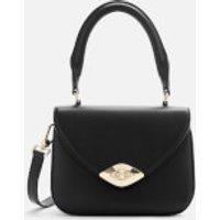 Furla Women's Eye Mini Top Handle Bag - Onyx