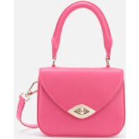 Furla Womens Eye Mini Top Handle Bag - Pink