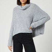 Free People Women's Bff Sweater - Grey - XS