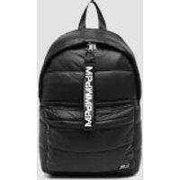 MP High Shine Backpack - Black