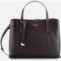 shop for Radley Women's Dukes Place Medium Open Top Multiway Bag - Black at Shopo