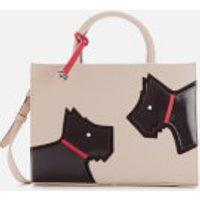 shop for Radley Women's Face To Face Medium Multiway Grab Bag - Dove Grey at Shopo