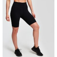 Image of Myprotein MP Women's Power Cycling Shorts - Black - XXL