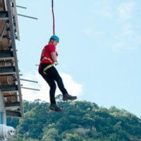 Outdoor Rock & Drop Challenge for Two at Adventure Parc Snowdonia - Outdoor Gifts
